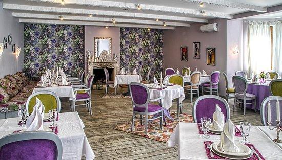 Restaurant Dom 8a Moskau Nordlicher Verwaltungsbezirk Sao