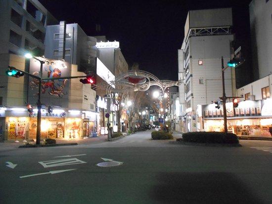 Marine Road Shopping Street照片