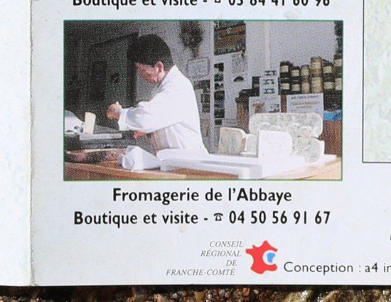 Fromagerie l'Abbaye