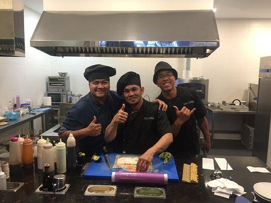 Restaurante Don Diego: Great kitchen team