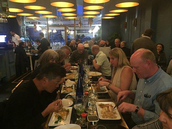 Restaurante Don Diego: Dinner is on