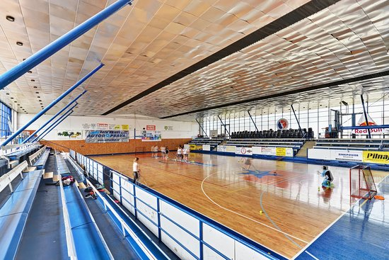 sportovní hala BK REAL