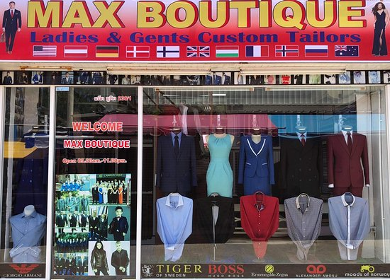 Max Boutique Tailor
