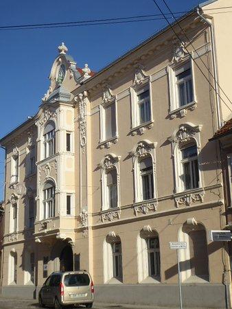 Presernova street: Cartoline da Ptuj, Slovenia