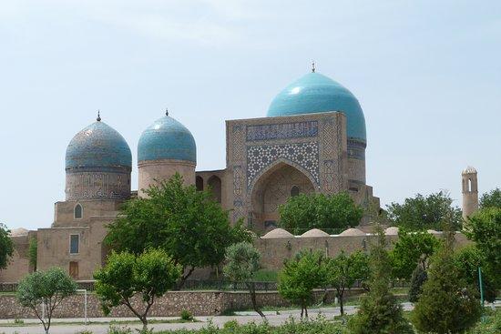 Uzbekistan: Mausoleo di Shakhrisabz