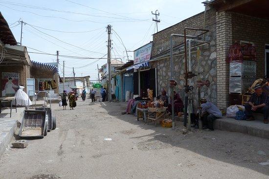 Uzbekistan: Una via di Shakhrisabz