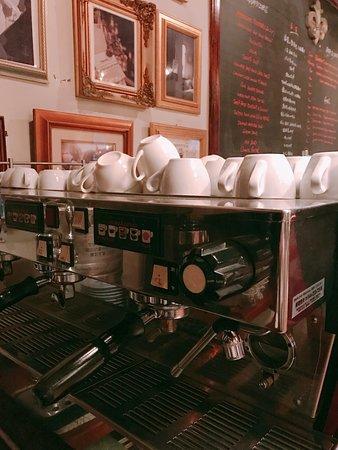 La marzzoco espresso machine