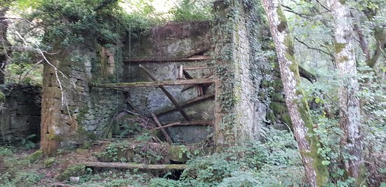 A Mirada Maxica: Molino abandonado