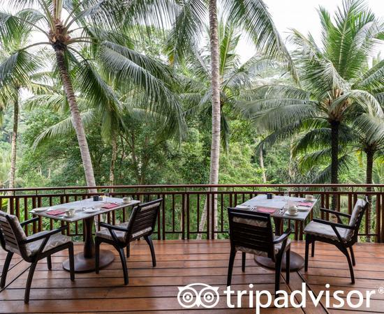 Restaurant at the Four Seasons Resort Bali at Sayan