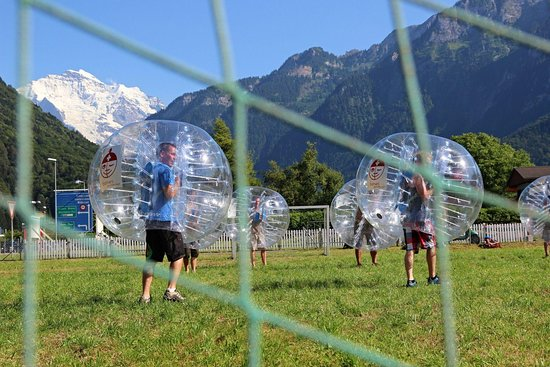 Balmers Bubble Ball Tournaments