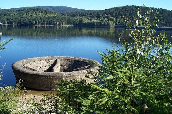 Water reservoir Josefův Důl