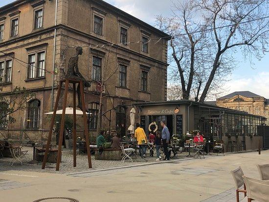 dating kafé Dresden