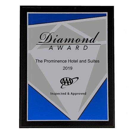 AAA Diamond Award 2019