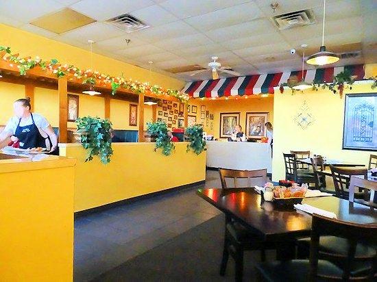 Petrella S Italian Cafe Pensacola Restaurant Reviews