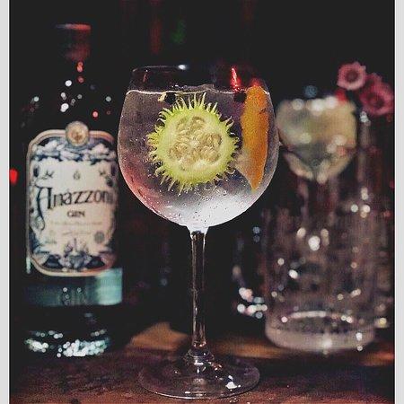 Gin & Tonic Amázzoni