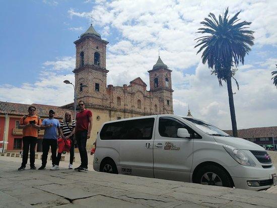 Bogota City Bus