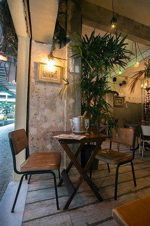 Canastra Bar: Sala Bar