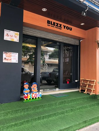 BlezzYou Spa And Massage: Privacy and cosy massage shop at good rates and promotions
