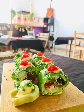 Legumi Sushi Vegan