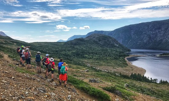 ‪Gros Morne Adventures - Guided Day Hikes‬