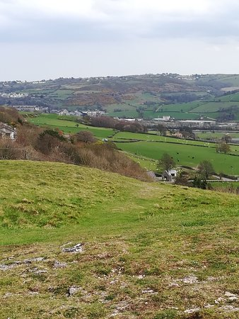 Llandudno Junction, UK: In the direction of Mochdre