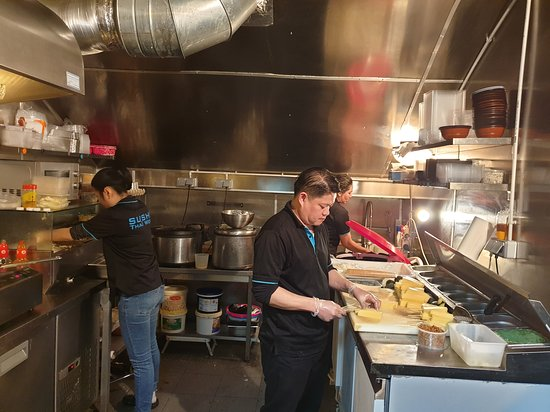 Deuil-la-Barre, Fransa: Cuisine