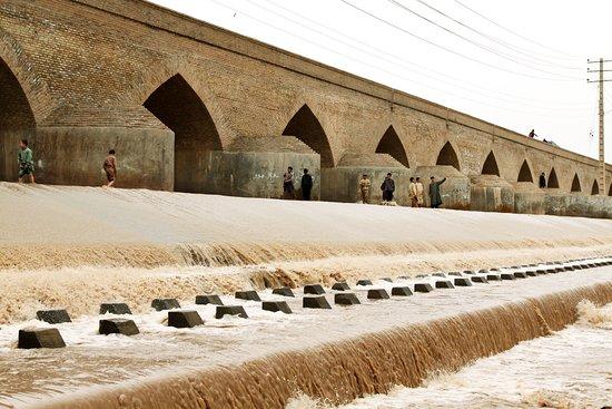 Maman Bridge, Herat, Afghanistan March 27, 2019 Photo by: Safa Daneshvar Thanks to Mr. Sibghatullah Rahmani