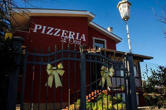 Ristorante Pizzeria L'Oasi: Location