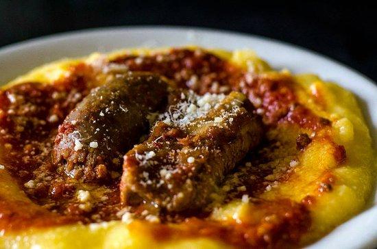 Ristorante Pizzeria L'Oasi: Polenta con salsicce