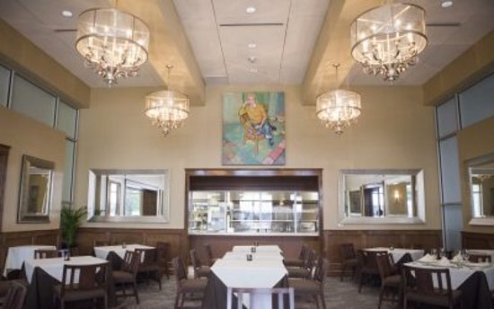 Thibodaux, Louisiane : main room at bistro ruth