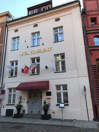 Charming romantic Hotel