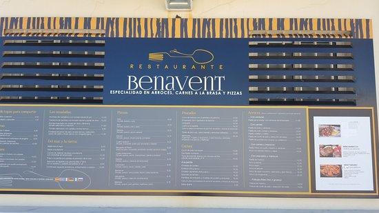 Restaurante Benavent: The best chocolate cake