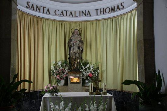 Casa natal de Santa Catalina Thomàs