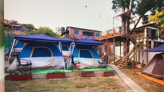 Minca, Colombia: Chünüü Hostal y glamping