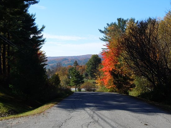 The hills of Vermont beckon...