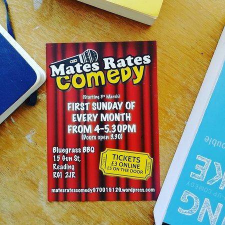 Mates Rates Comedy