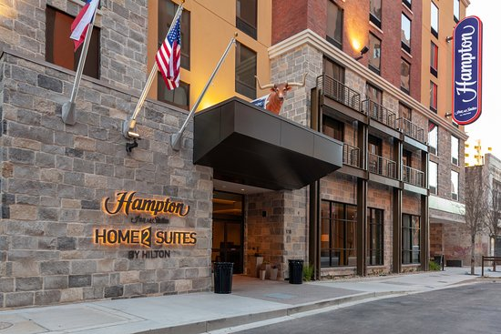 Hampton Inn Amp Suites San Antonio Riverwalk Updated 2019