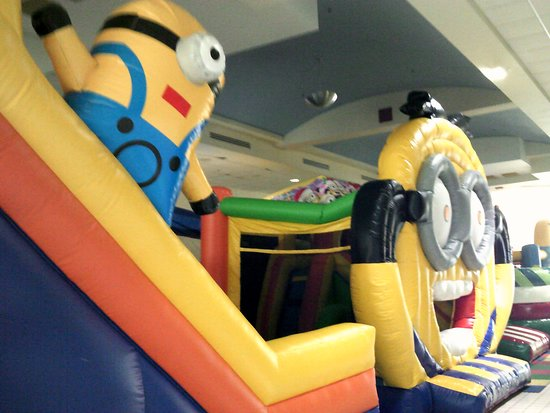 two inflatables