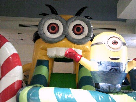 Minions playground