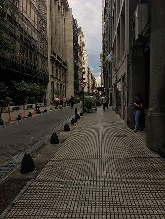 Buenos Aires, Argentína: city walk