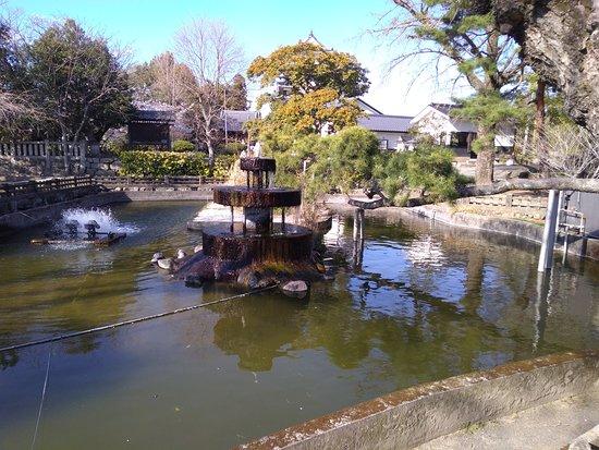 Sansai Pond