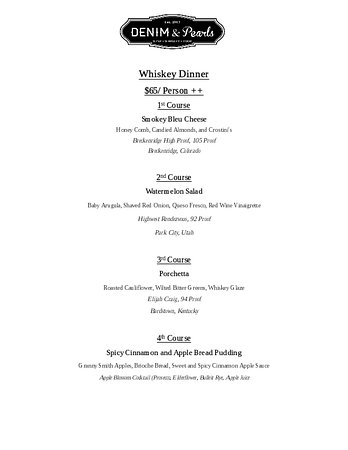 The Rappahannock Wine Dinner March 27th at 6PM Picture of