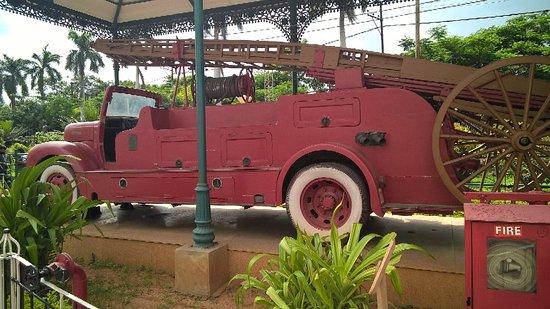 Vintage Fire Engine