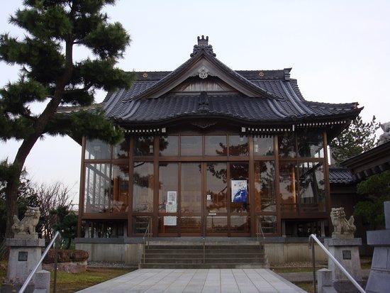 白山市, 石川県, 安産日吉神社