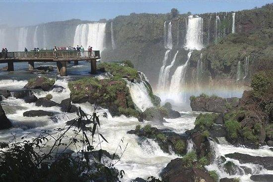 Excursión al lado brasileño de las...