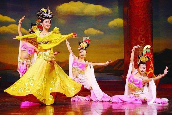 Spectacle de la dynastie Tang...