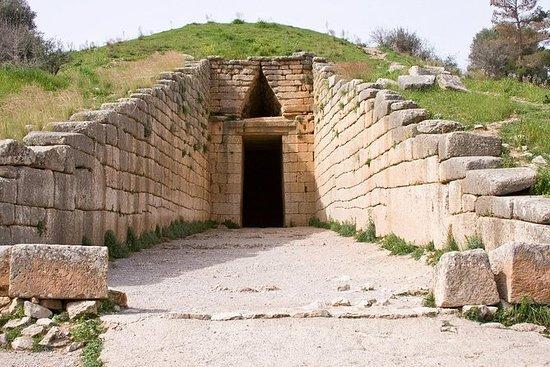 迈锡尼和埃皮达鲁斯全日游从雅典出发,在纳夫普利翁徒步游览