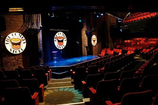 The Best in Stand-Up Live Comedy in...