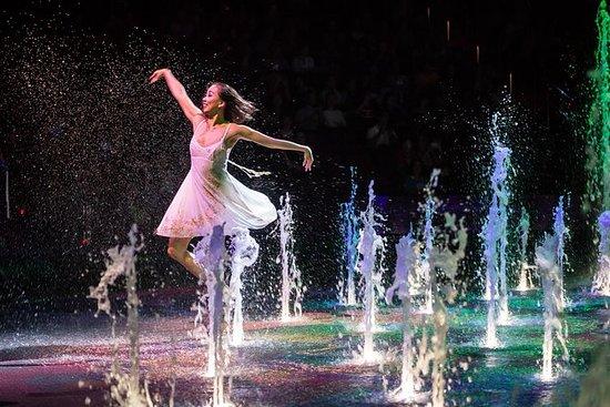 マカオでの「House of Dancing Water」ショー