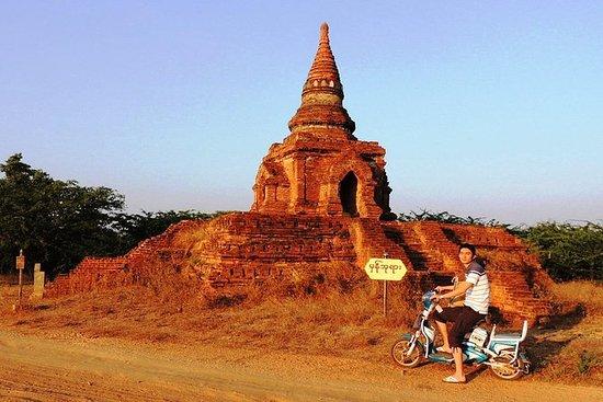 Guidet E Bike Tour i Bagan